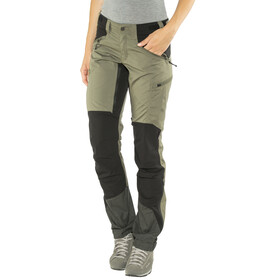 Lundhags Makke Pants Women Short Forest Green